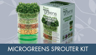 Microgreens Kitchen Seed Sprouter