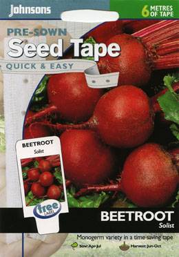 tapes - beetroot pkt